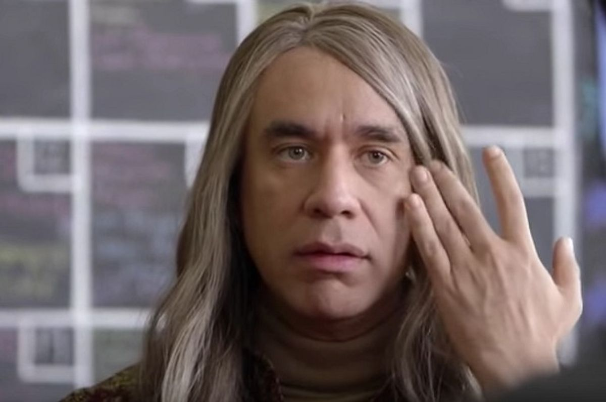 """Fred Armisen as Candace of Women and Women First, """"Portlandia"""" (IFC)"""