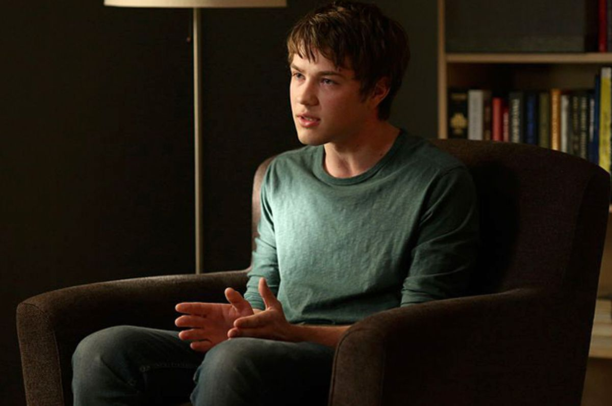 """Connor Jessup in """"American Crime""""   (ABC)"""