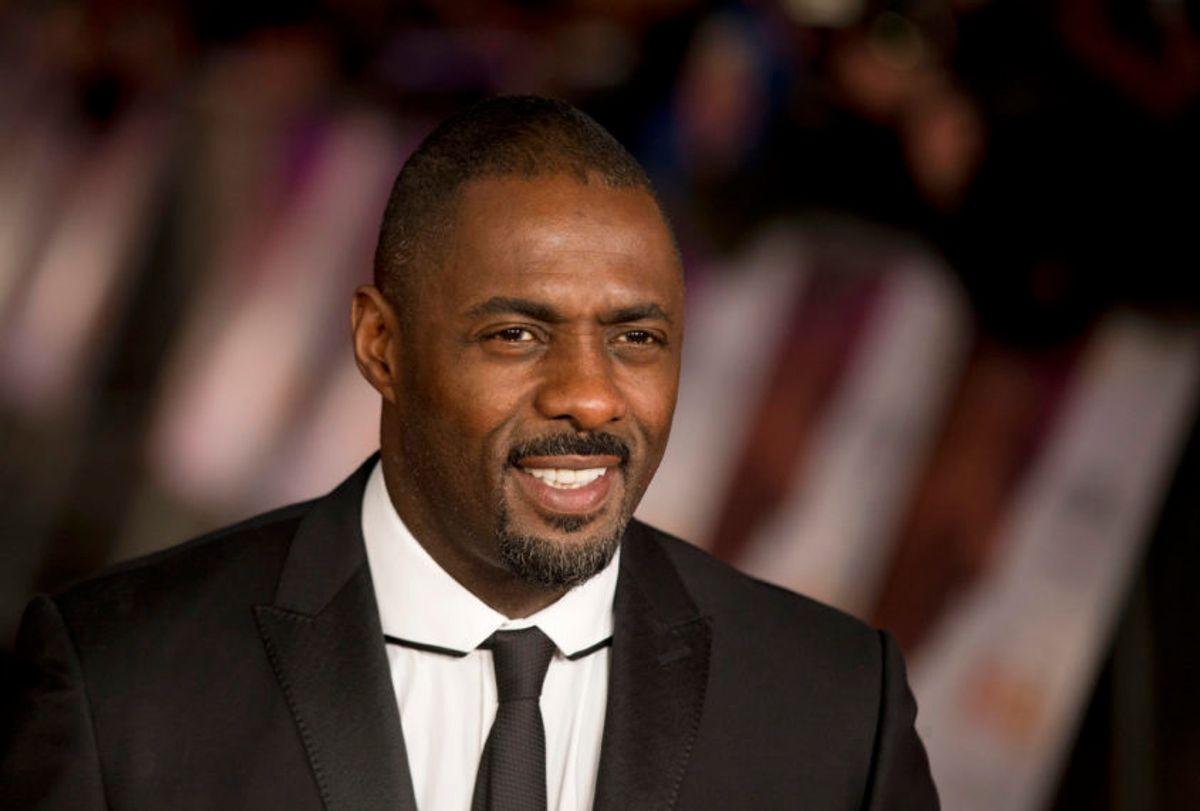 Idris Elba (AP/File)