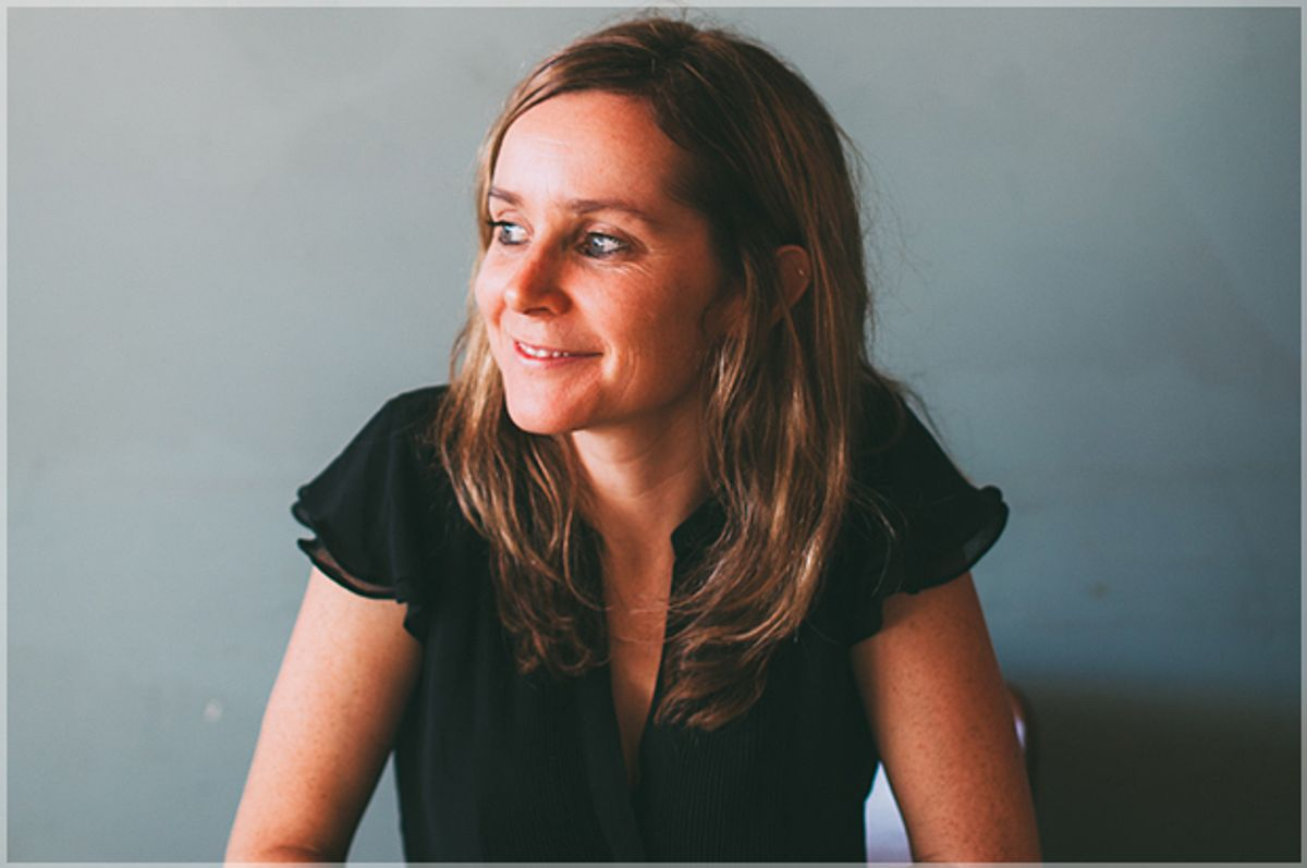 A photo of the author.   (Ailsa Bowyer)