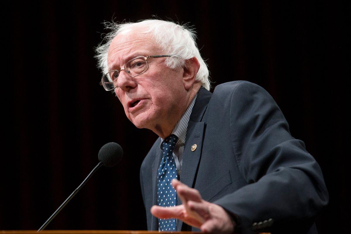 Sen. Bernie Sanders(AP Photo/) (AP/John Minchillo, File)