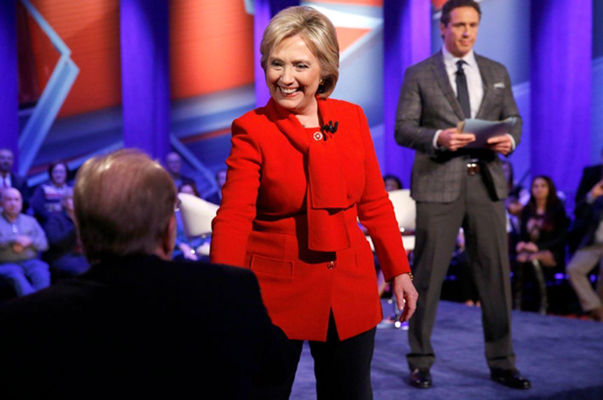 Hillary Clinton    (AP/Patrick Semansky)