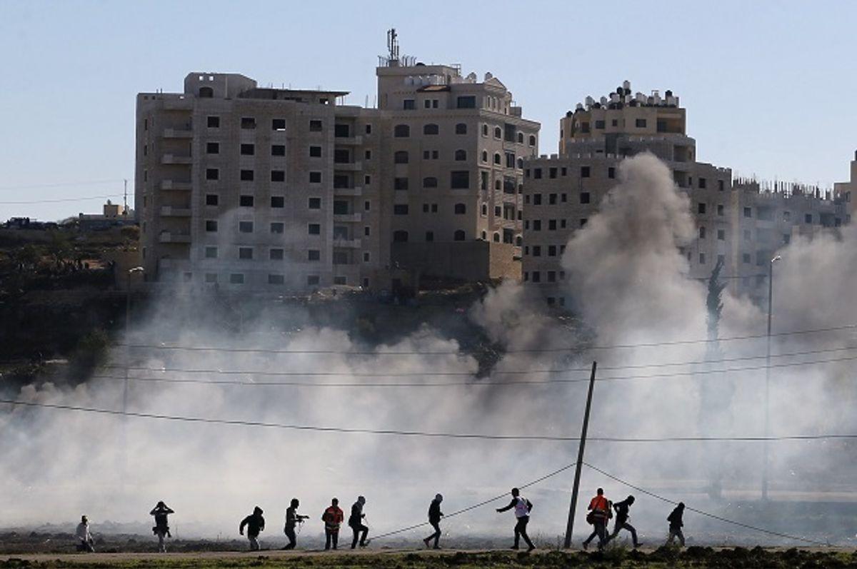 (Reuters/Mohamad Torokman)