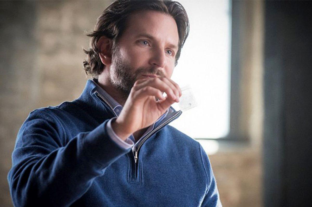 "Bradley Cooper in ""Limitless""   (Dark Fields Production)"