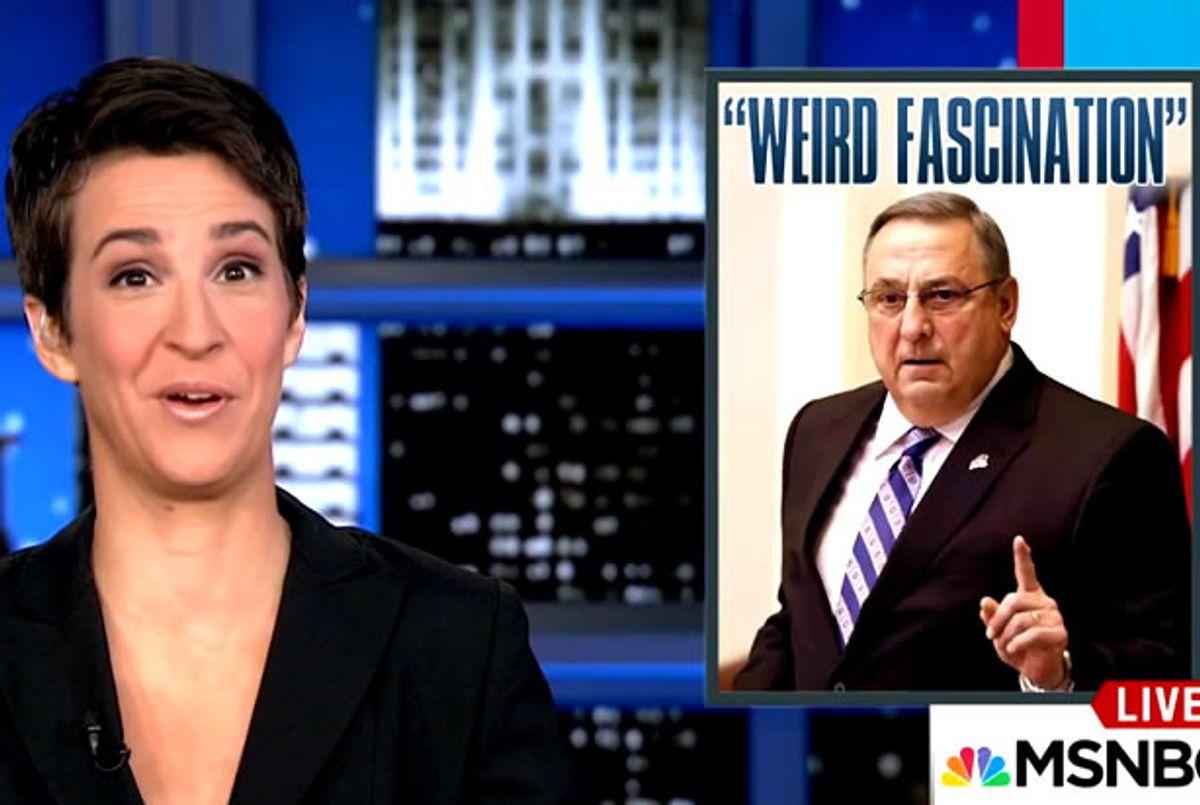Rachel Maddow (Credit: MSNBC)