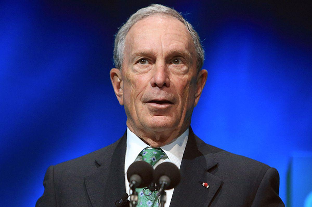 Michael Bloomberg   (AP/Thibault Camus)