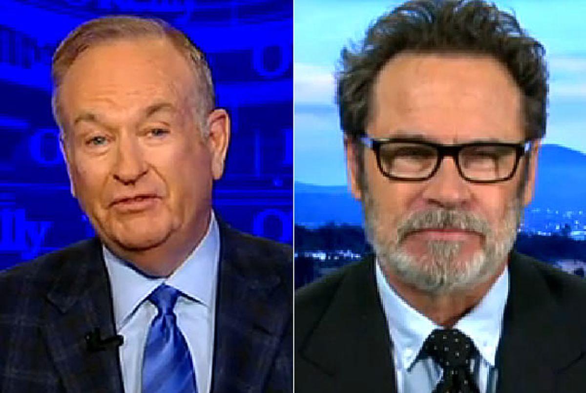 Bill O'Reilly, Dennis Miller (Credit: Fox News)