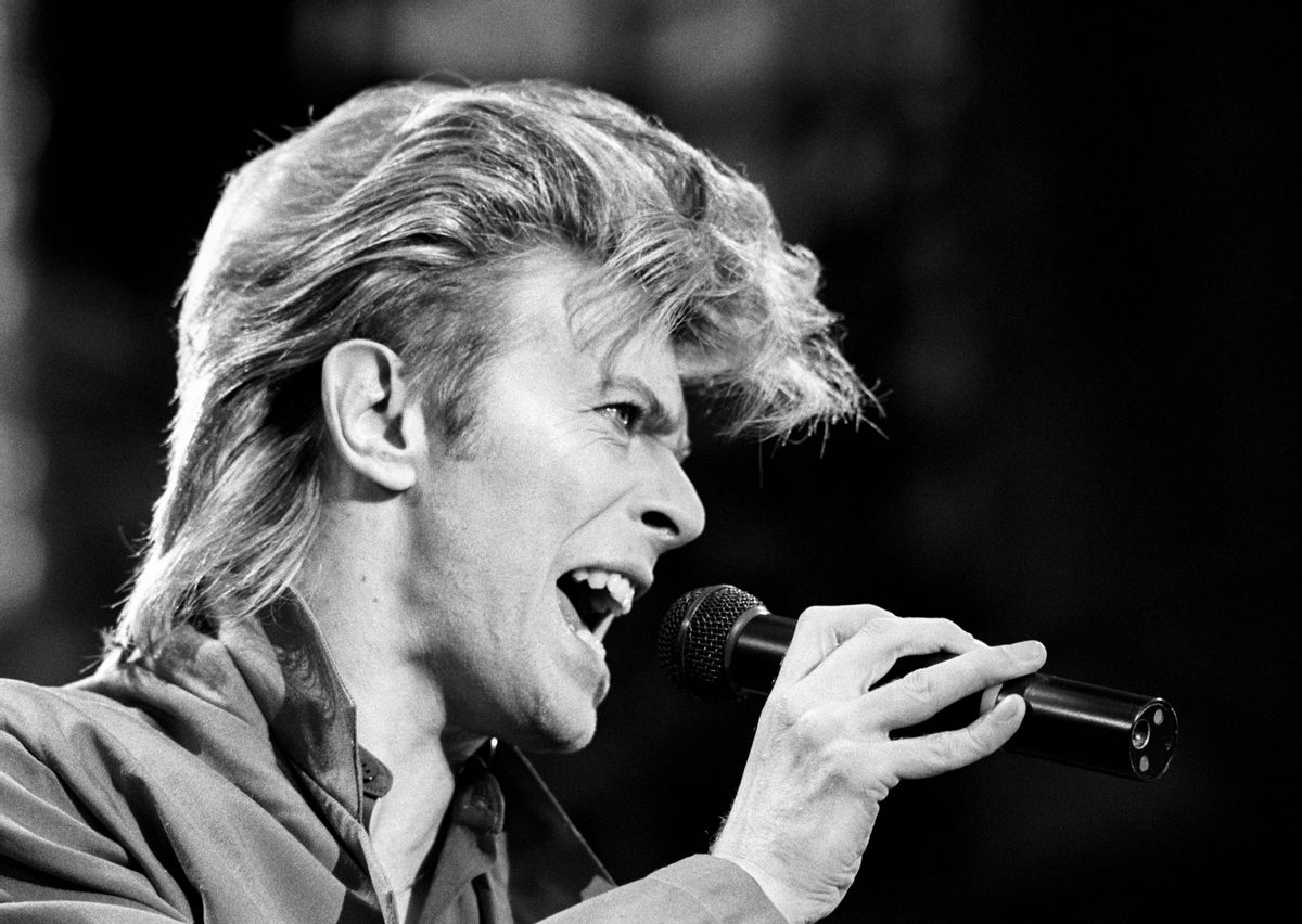 FILE - This is a June 19, 1987 file photo of David Bowie. Bowie, the other-worldly musician who broke pop and rock boundaries with his creative musicianship, nonconformity, striking visuals and a genre-bending persona he christened Ziggy Stardust, died of cancer Sunday Jan. 10, 2016. He was 69 and had just released a new album. (PA, File via AP) UNITED KINGDOM OUT  NO SALES NO ARCHIVE (AP)