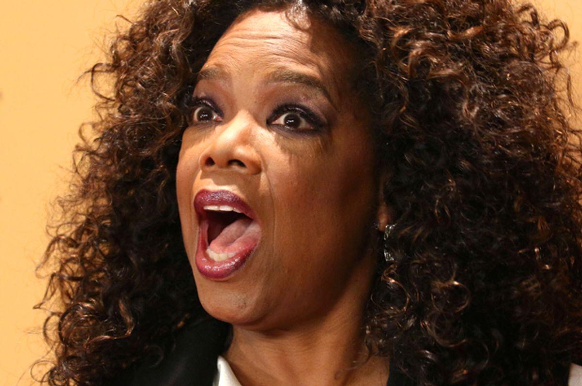 Oprah Winfrey   (AP/Greg Allen)