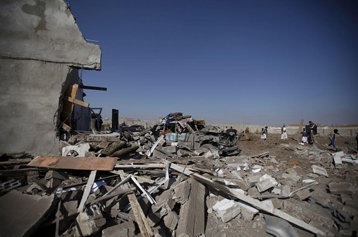 (Reuters/Khaled Abdullah)