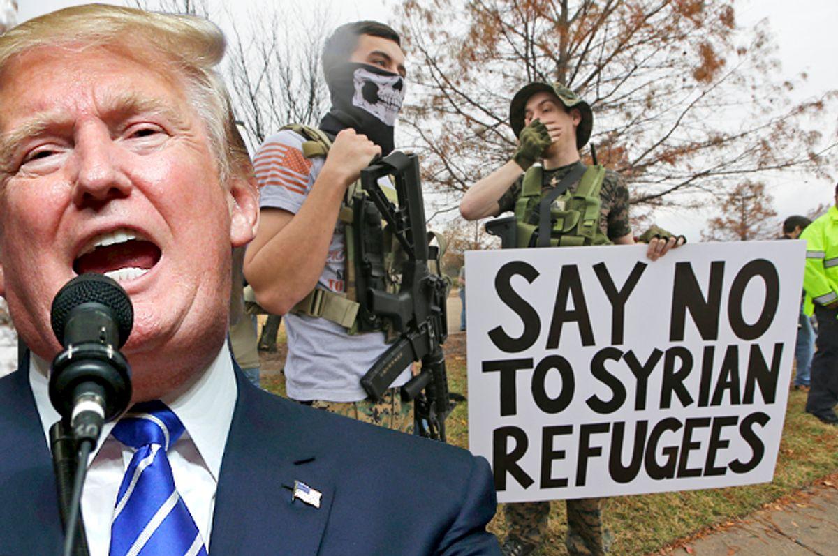 (AP/Reuters/Brian Snyder/LM Otero/Photo montage by Salon)