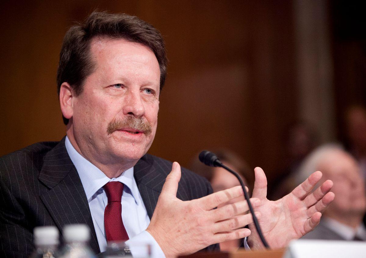 Dr. Robert Califf (AP/Pablo Martinez Monsivais)