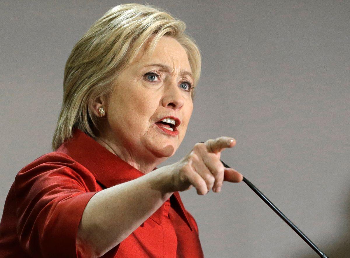 Hillary Clinton (AP/Pat Sullivan, File)