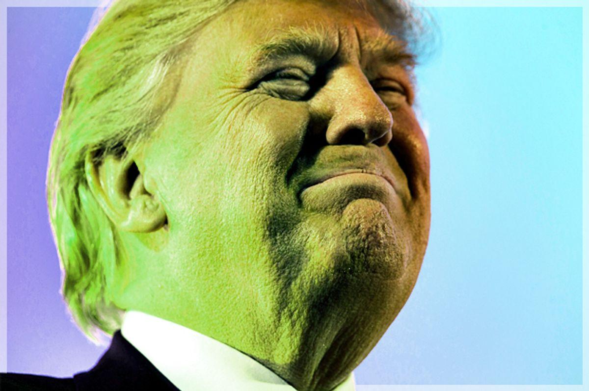 Donald Trump   (AP/Andrew Harnik/Salon)