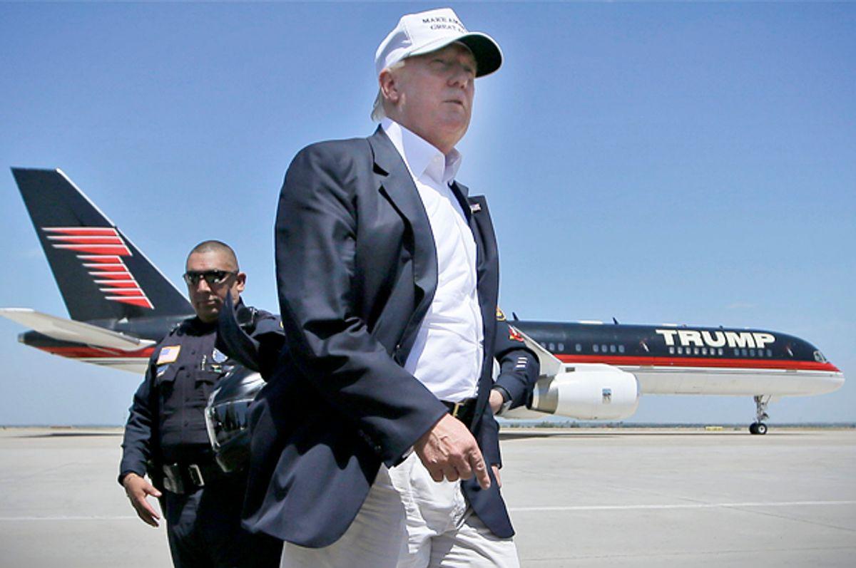 Donald Trump   (AP/LM Otero)
