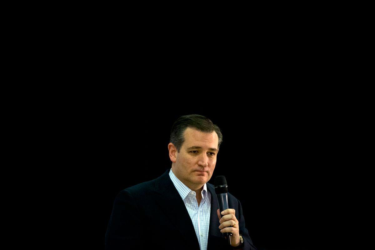 Ted Cruz (AP/Jae C. Hong)