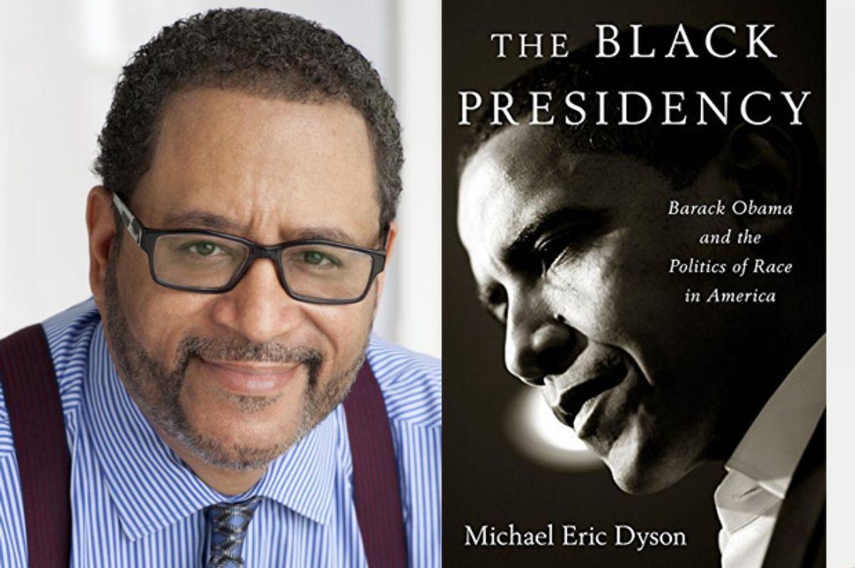 Michael Eric Dyson   (Houghton Mifflin Harcourt/Nina Subin)