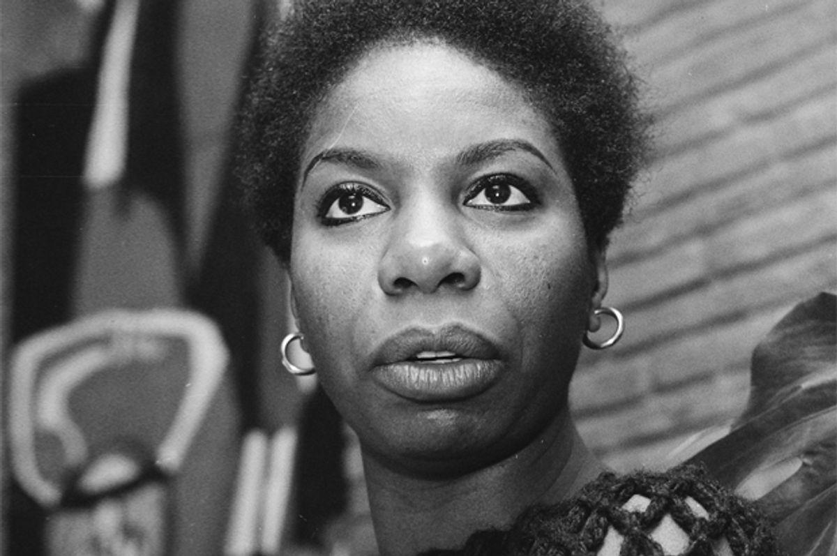 Nina Simone   (Wikimedia/Ron Kroon)