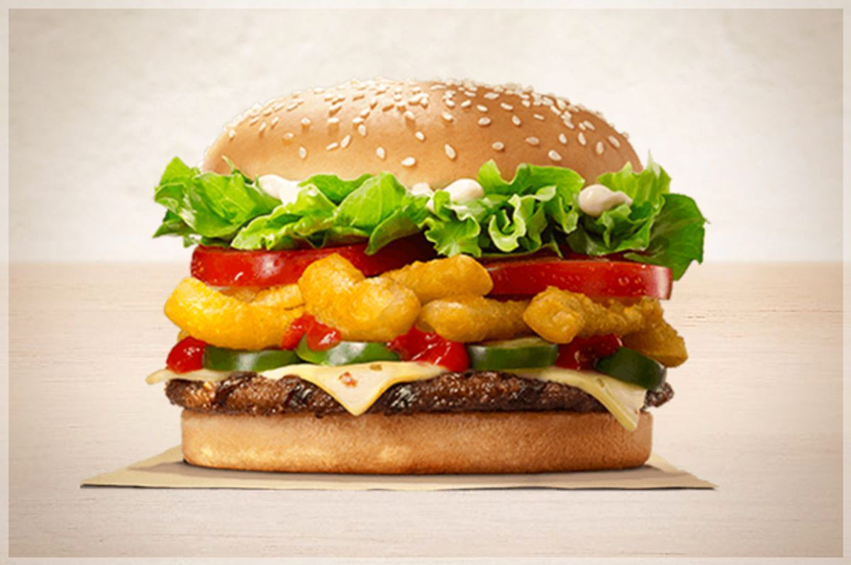 The Angry Whopper (Burger King)