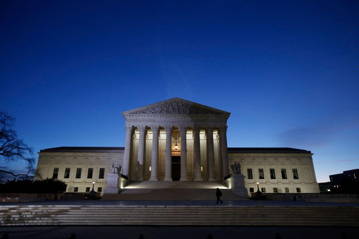 The Supreme Court (AP)