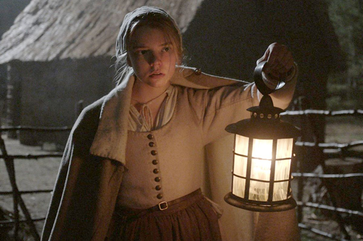 """Anya Taylor-Joy in """"The Witch""""   (A24)"""