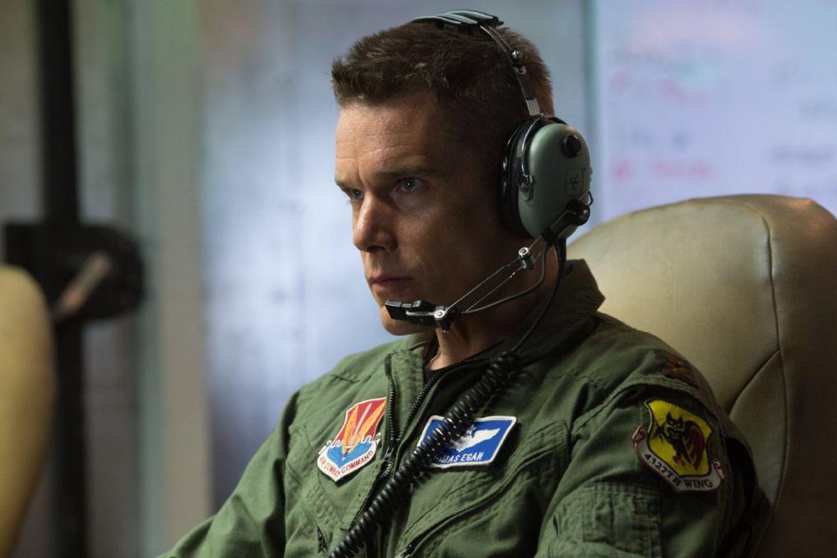 """Ethan Hawke in """"Good Kill"""""""
