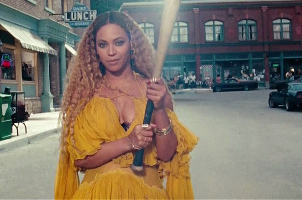 "Beyoncé in ""Lemonade"""