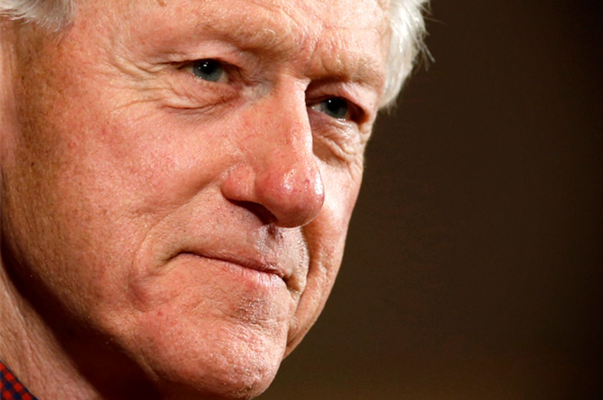 Bill Clinton   (AP/Matt Rourke)