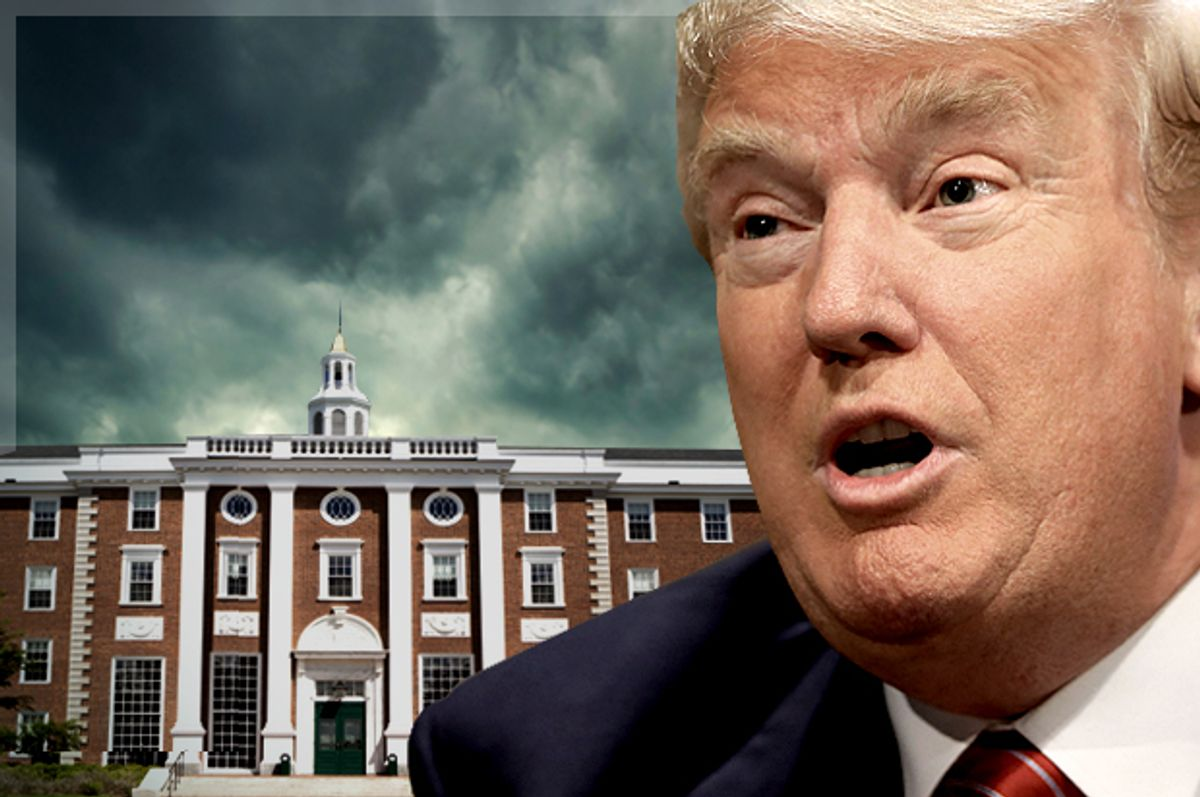 Donald Trump (Reuters/Nati Harnik/iStock/Salon)