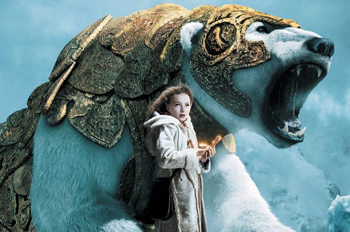 """The Golden Compass""   (New Line Cinema)"