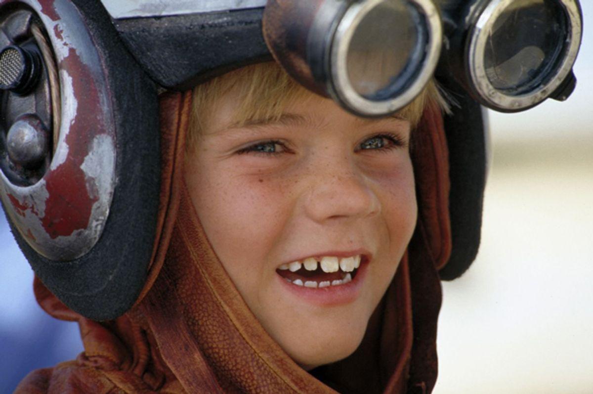 "Jake Lloyd in ""Star Wars: Episode I - The Phantom Menace:   (Lucasfilm)"