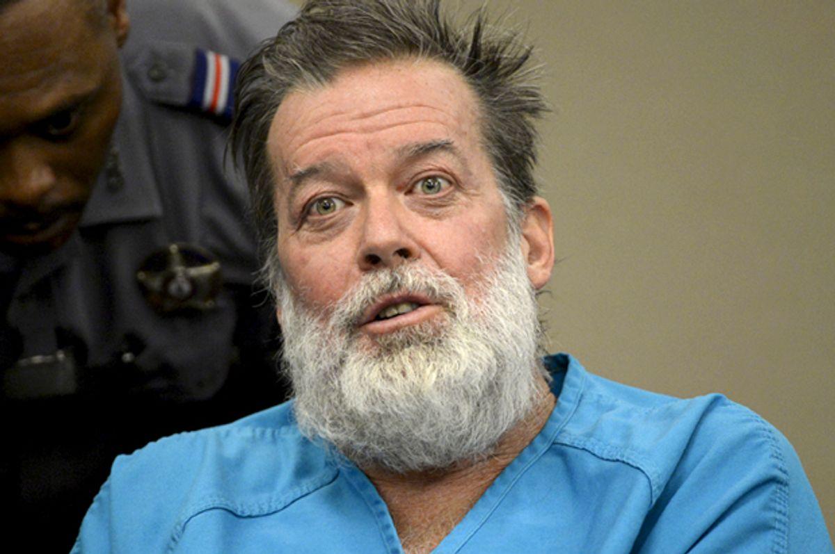 Robert Dear   (Reuters/Andy Cross)