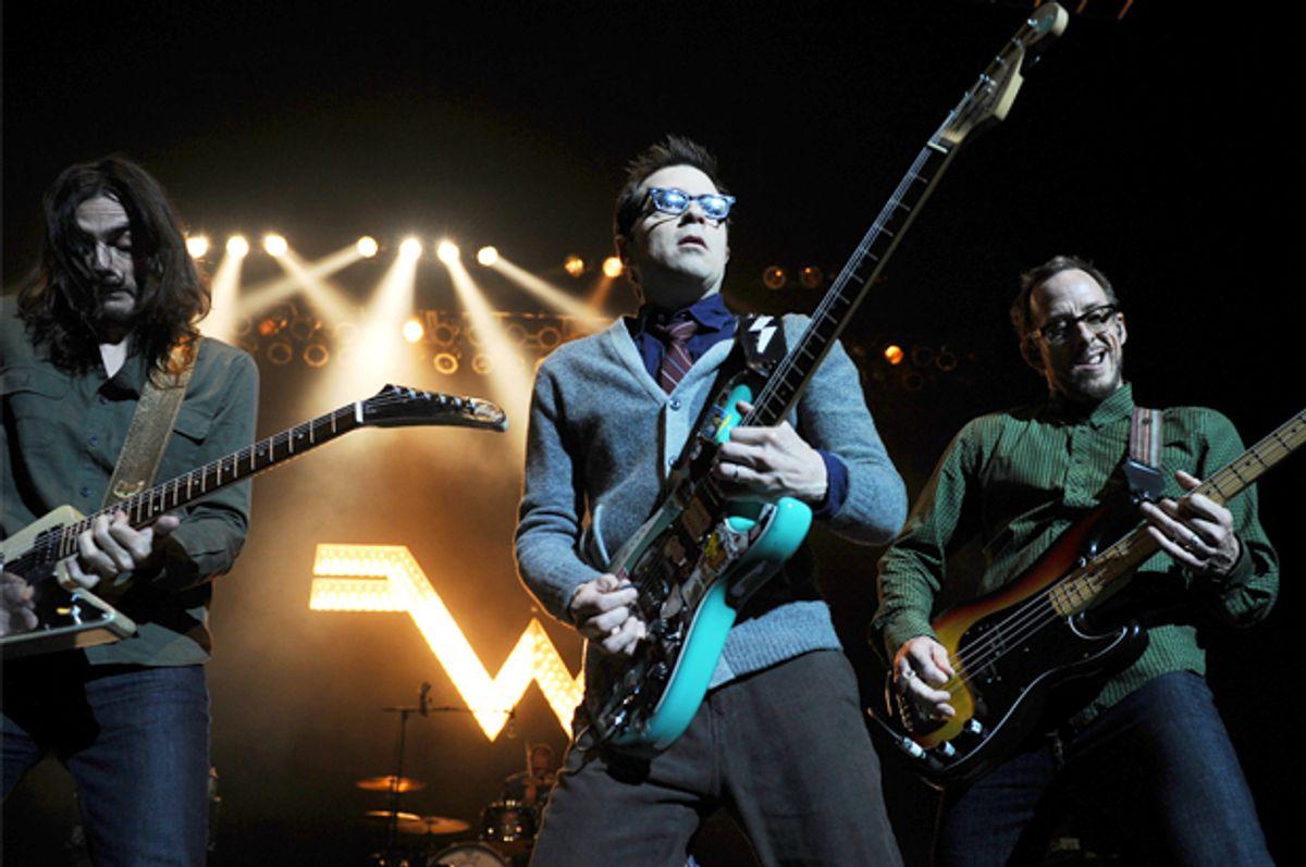 Weezer   (AP/Jeff Daly)