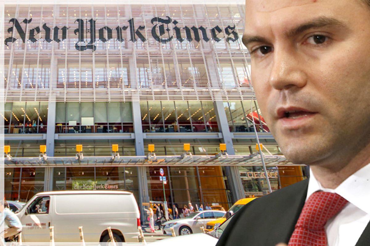 Ben Rhodes   (Reuters/Kevin Lamarque/Salon)