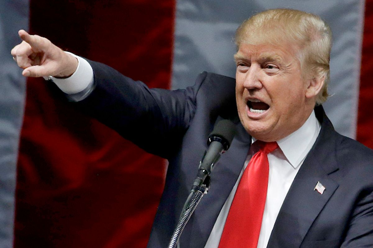 Donald Trump   (AP/Chris Carlson)