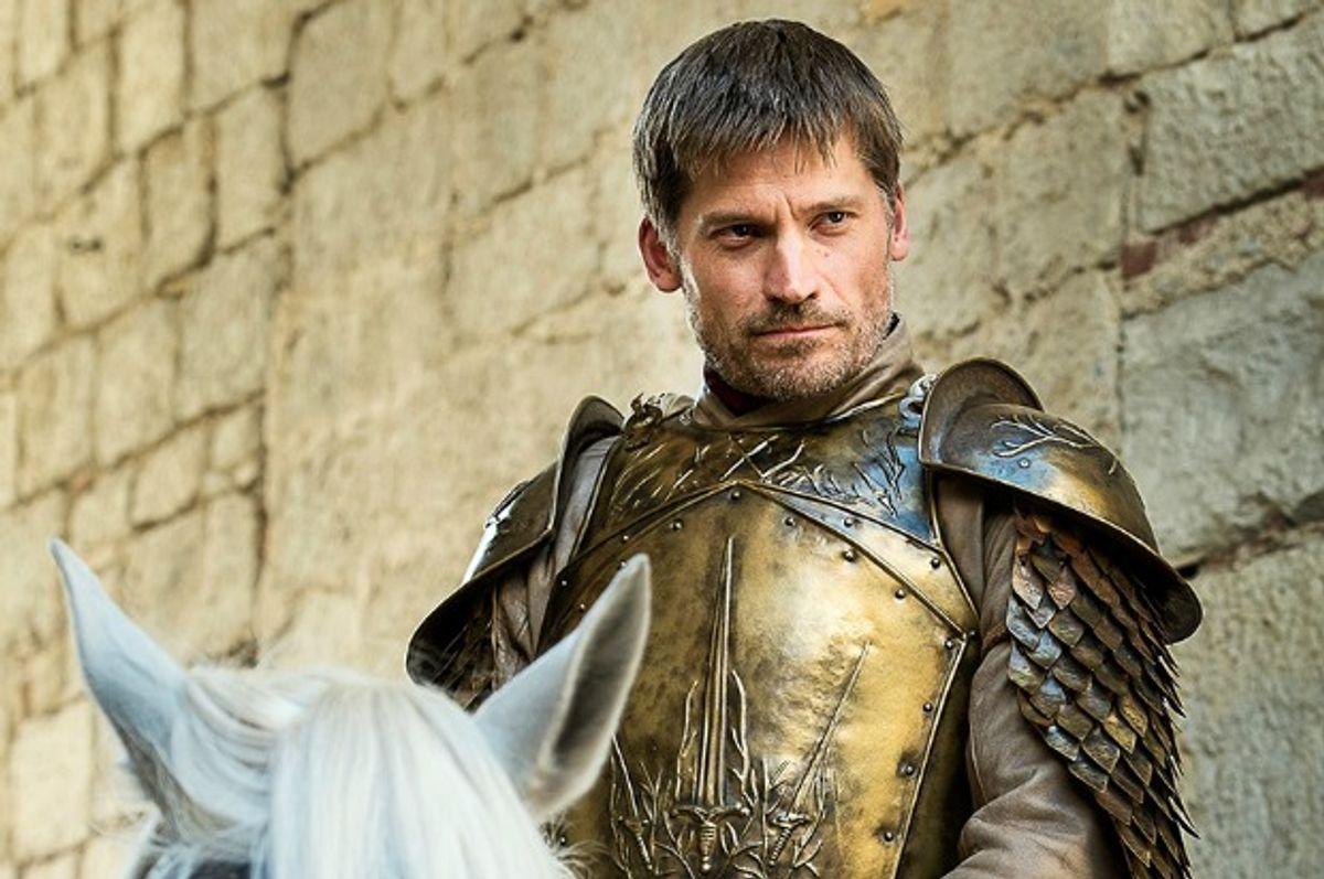 """Nikola Coster-Waldau as Jaime Lannister in """"Game of Thrones"""" (HBO)"""