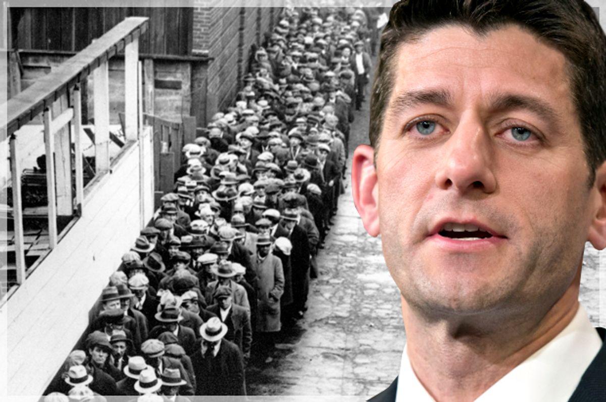 Paul Ryan   (AP/J. Scott Applewhite/Salon)
