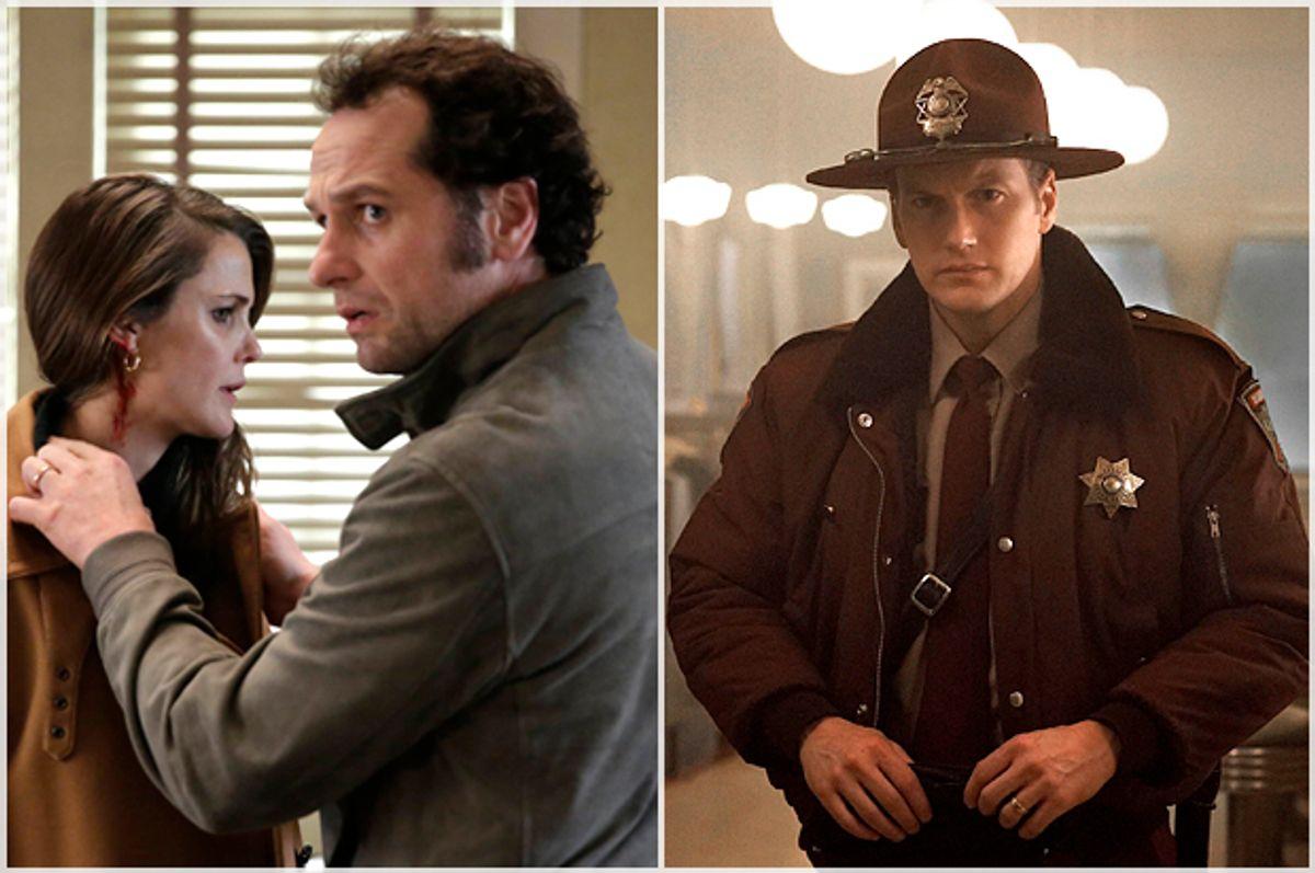 """The Americans;"" ""Fargo"" (FX)"