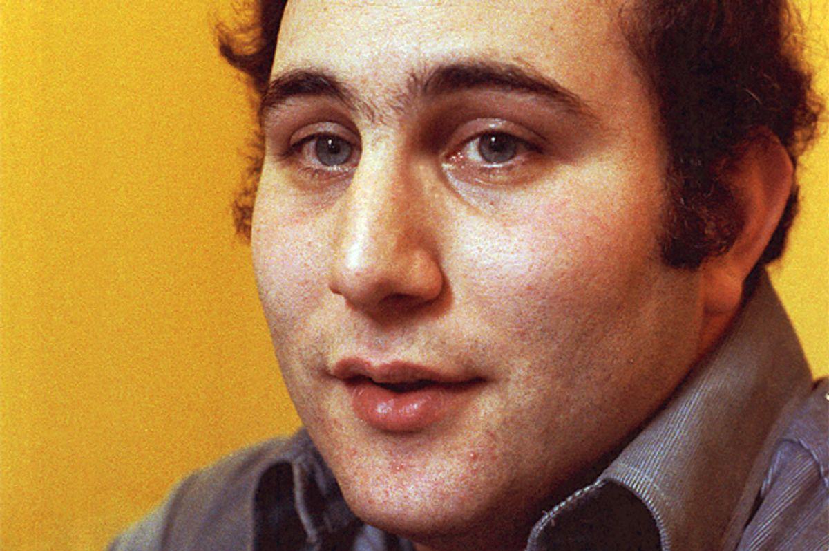 David Berkowitz at Attica Prison, N.Y., Feb. 22, 1979.   (AP)