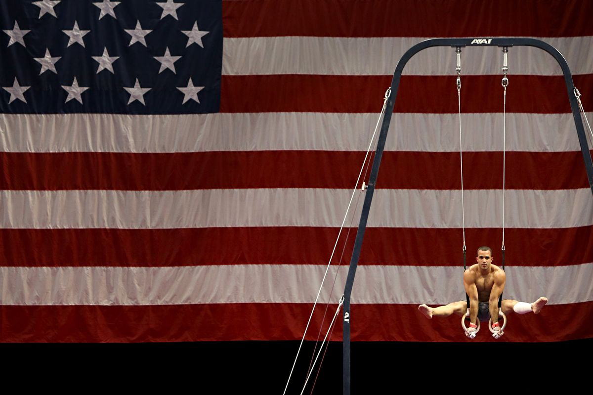 A USA Gymnastics team doctor is accused of sexual abuse of young gymnasts (AP)