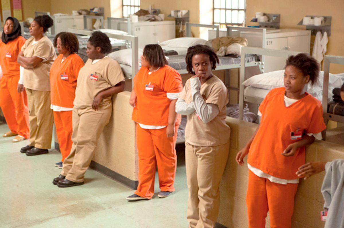 """Orange Is the New Black""   (Netflix/K C Bailey)"