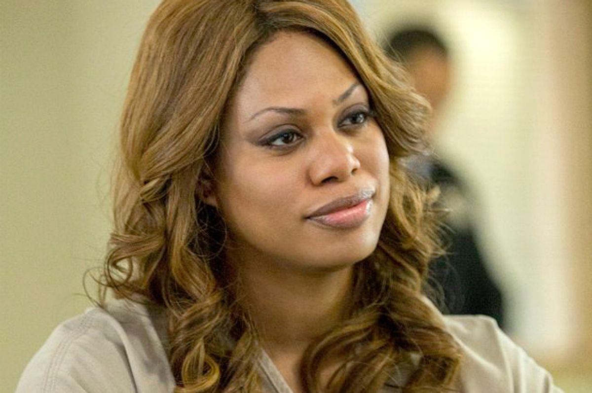 "Laverne Cox in ""Orange Is the New Black""   (Netflix)"