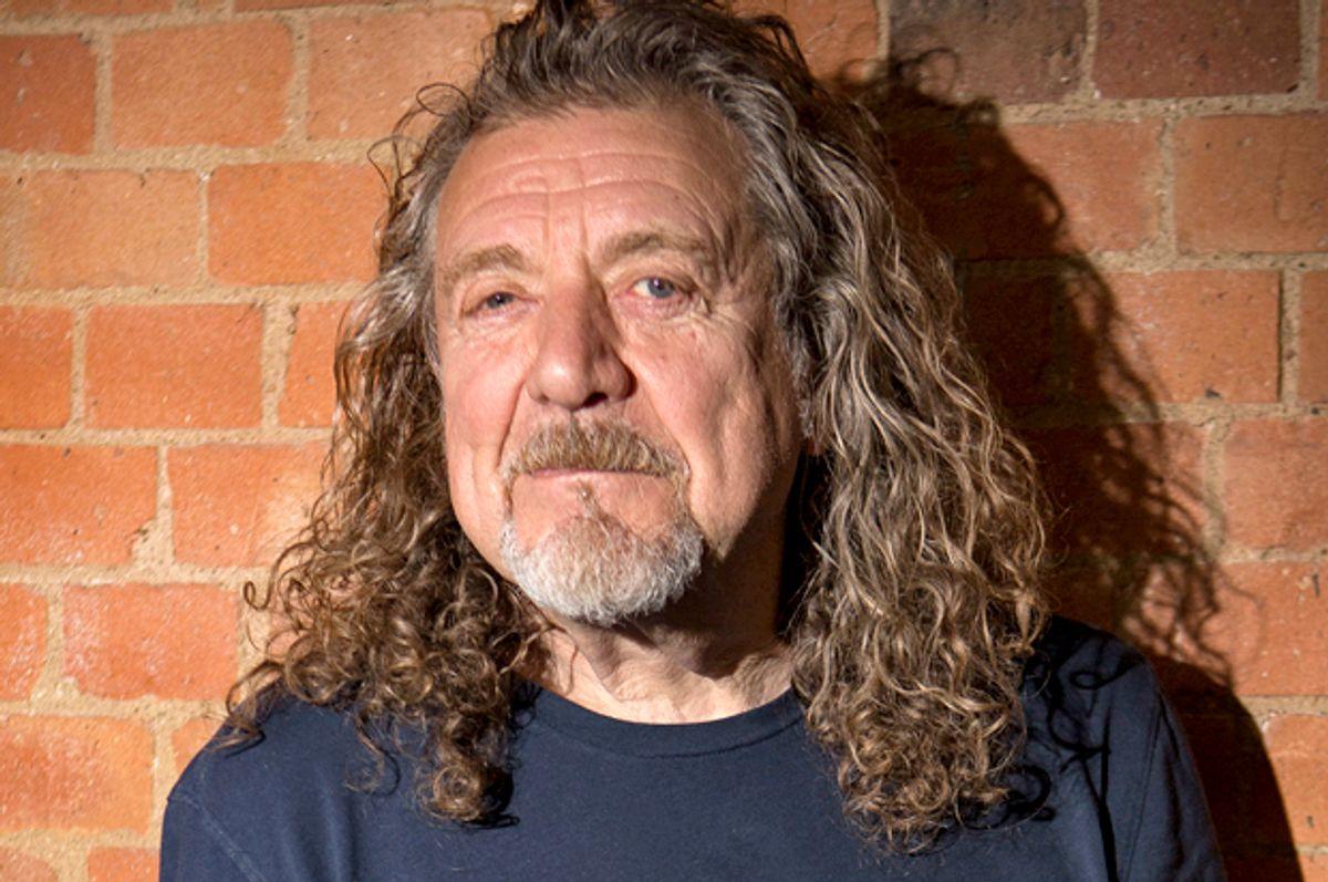 Robert Plant   (AP/Joel Ryan)