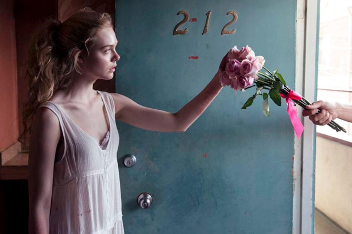 "Elle Fanning in ""The Neon Demon""   (Amazon Studios)"