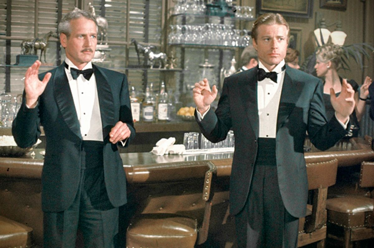 """Paul Newman and Robert Redford in """"The Sting""""   (Universal Pictures)"""