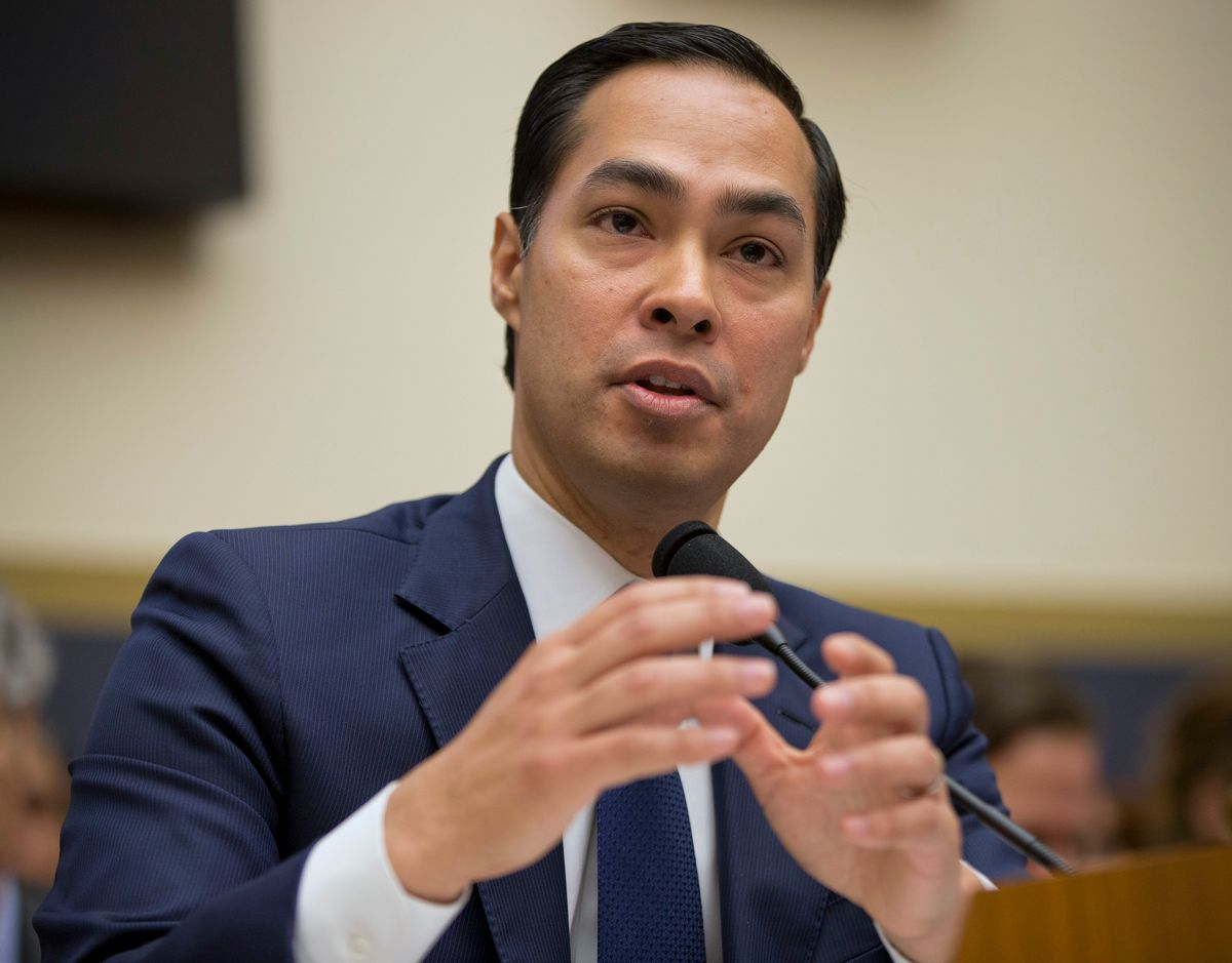 Julian Castro (AP Photo/Pablo Martinez Monsivais, File) (AP)