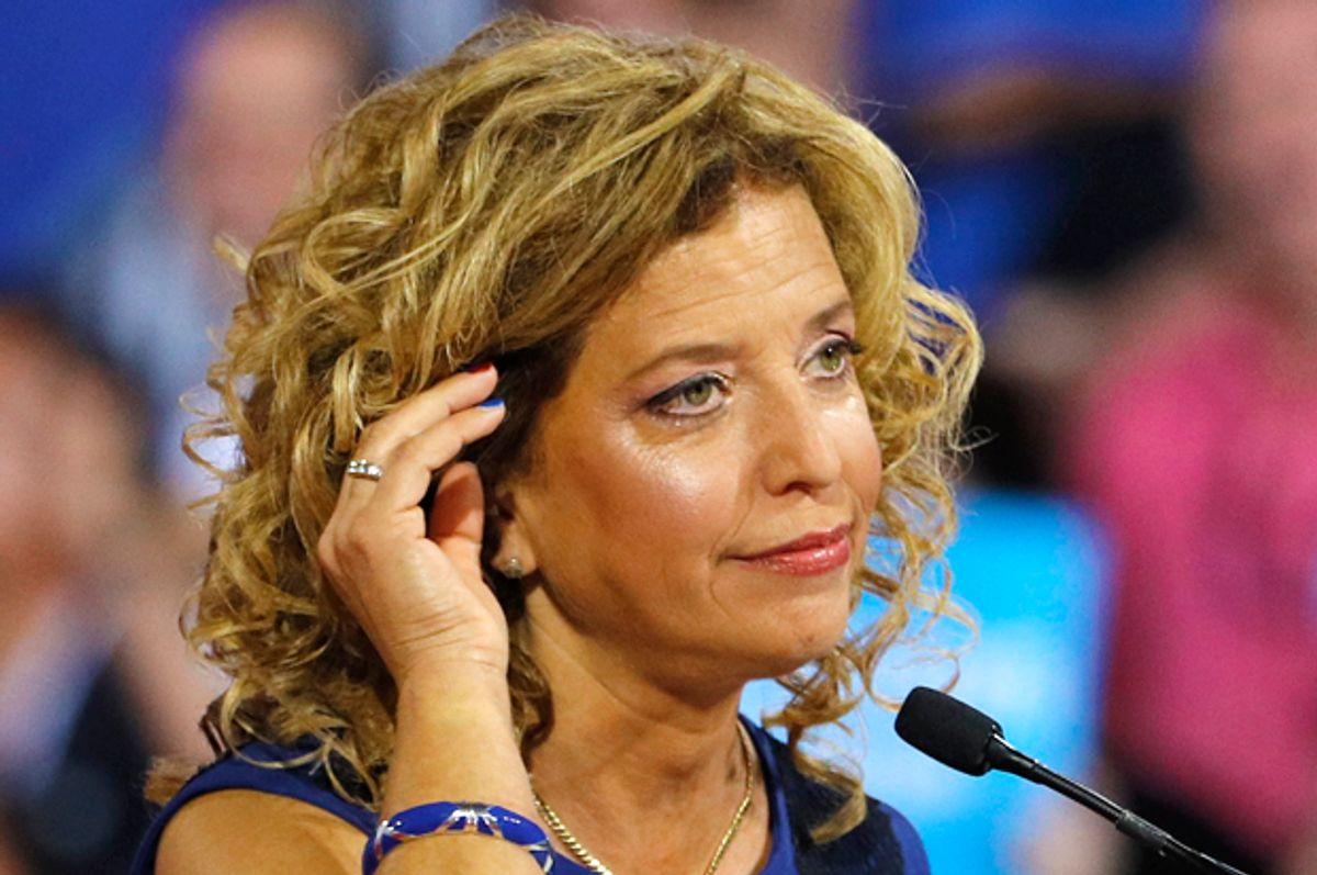 Debbie Wasserman Schultz   (Reuters/Scott Audette)