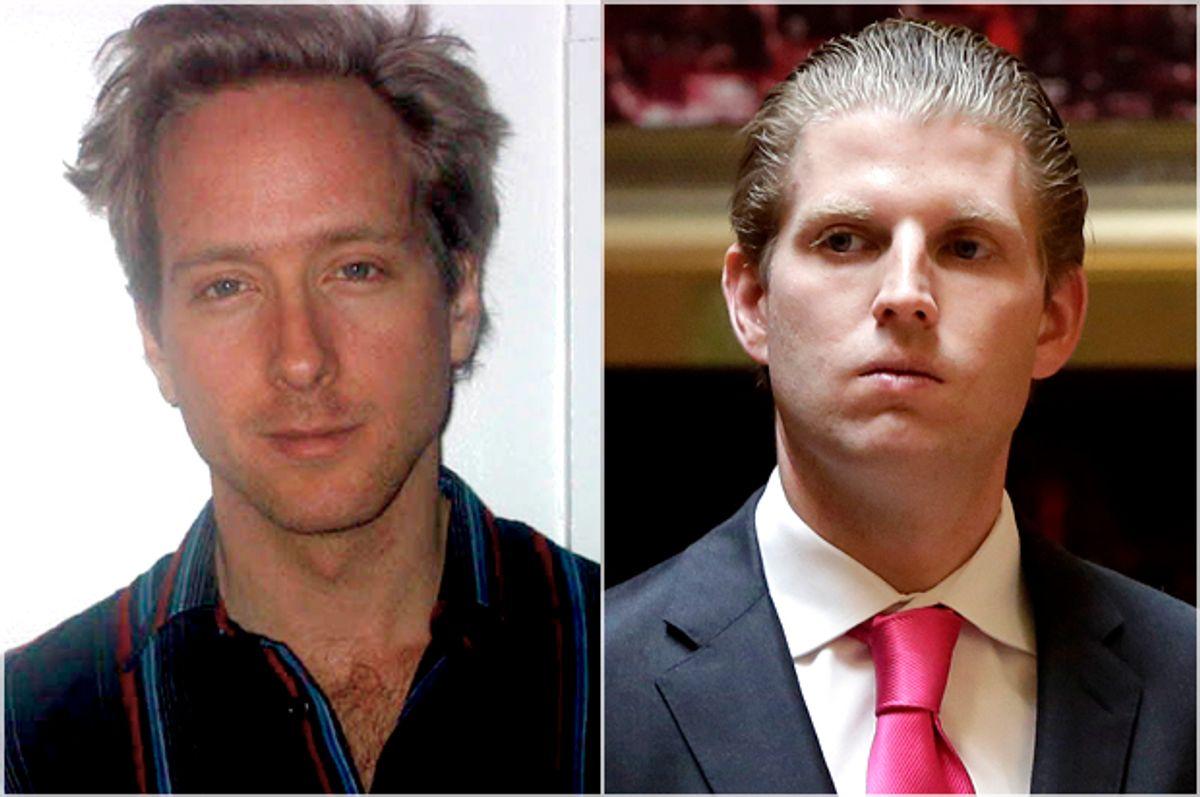 Eric Frederick Trump; Eric Frederick Trump   (Courtesy of the author/AP/Richard Drew)