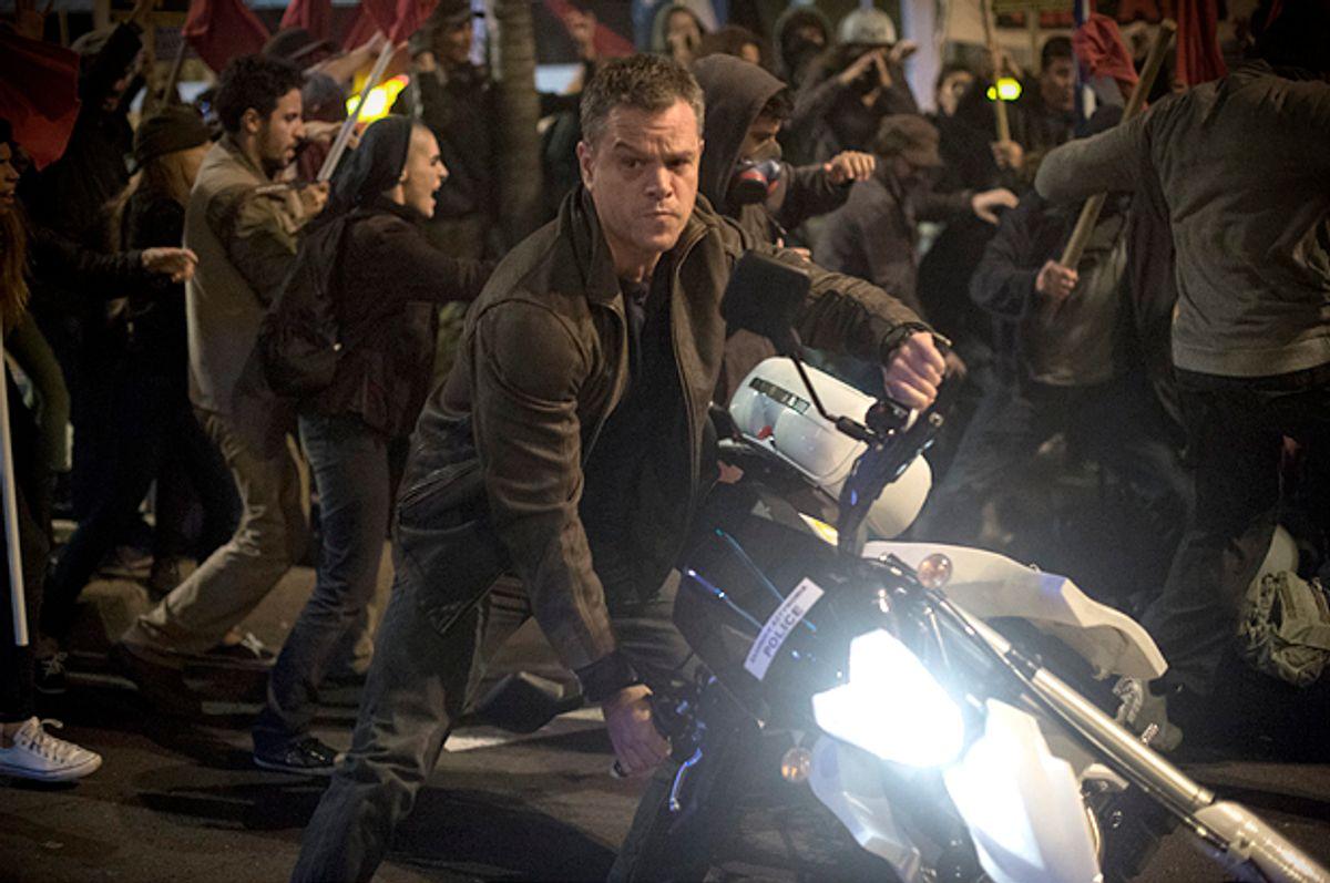 "Matt Damon in ""Jason Bourne""   (Universal Pictures)"