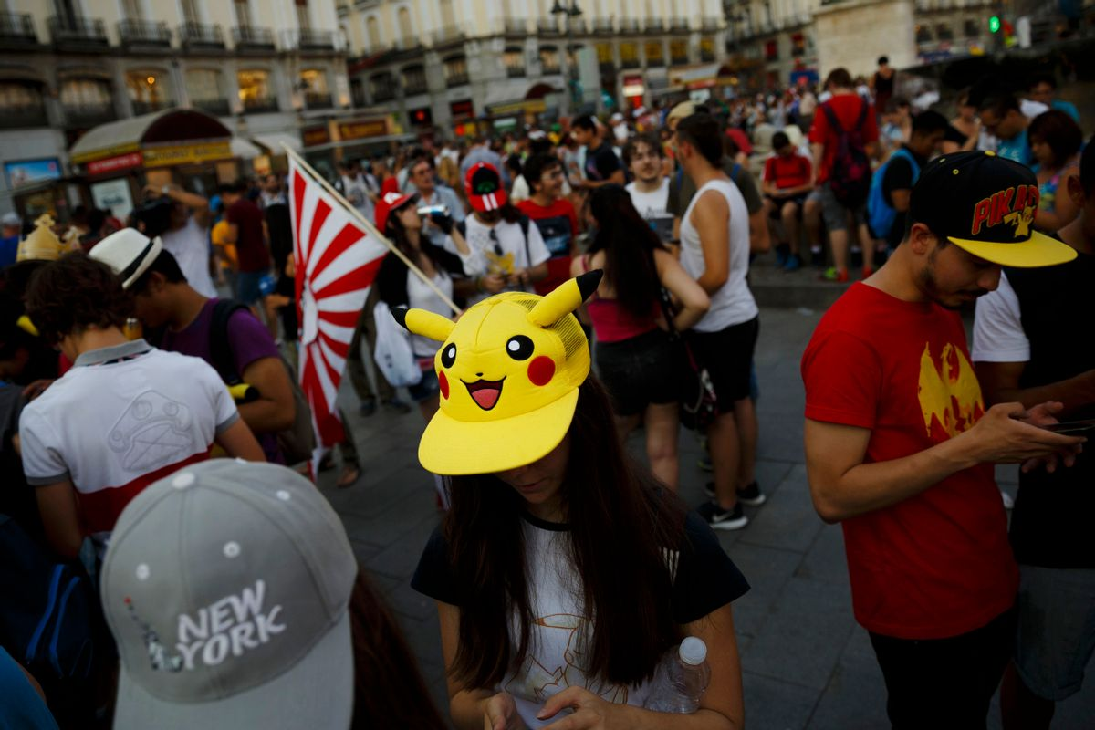 No Pokemon Go for sex offenders! - NEW YORK RUSH - Culture
